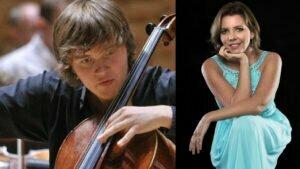 IVAN KARIZNA - violoncelle et ELIANE REYES - piano