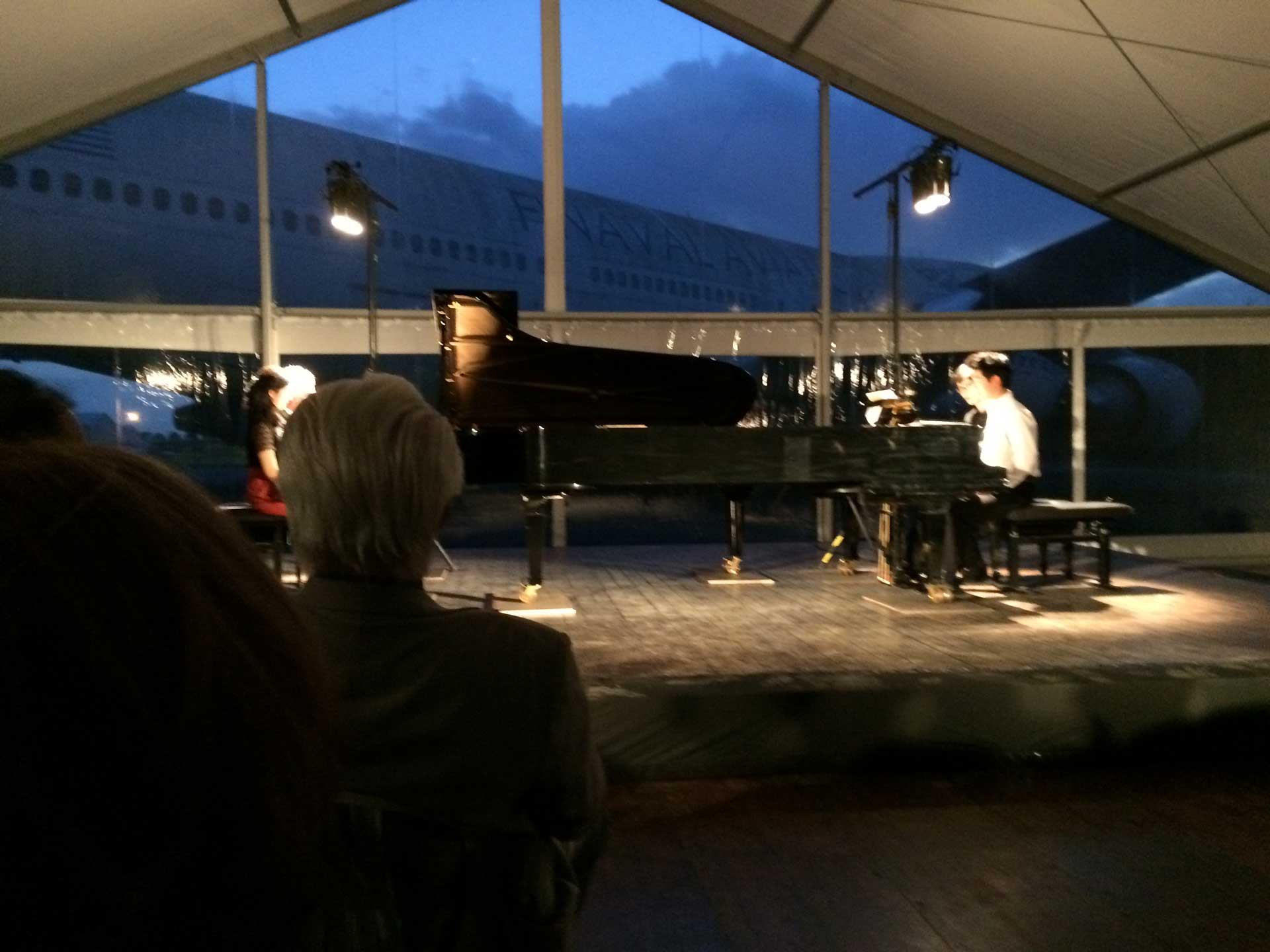 Décollage réussi pour le Nohant Festival Chopin