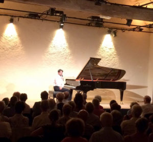 Nohant Festival Chopin juillet 2018