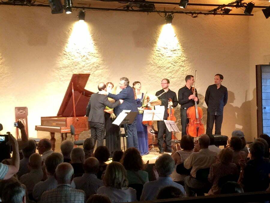 Nohant Festival Chopin juillet 2018