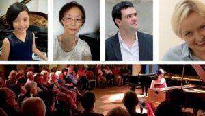 Hommage à Frédéric Chopin LA NUIT CHOPIN 2018 AU CHÂTEAU D'ARS