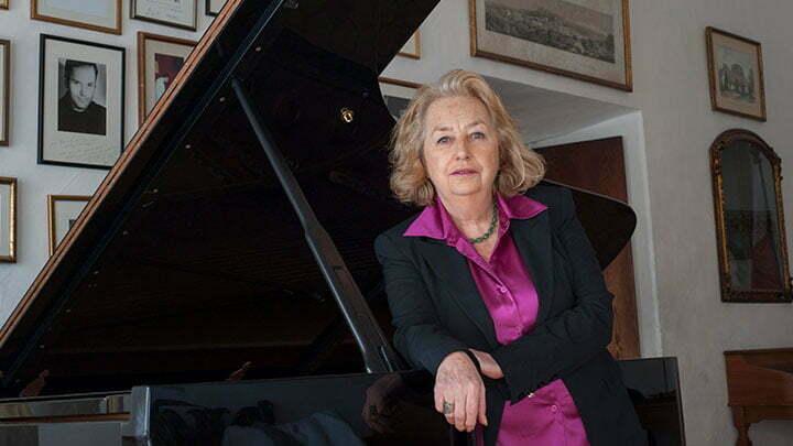 Rosa CAPLLONCH FERRÀ, Présidente de l'Association Festival Chopin de Valldemossa