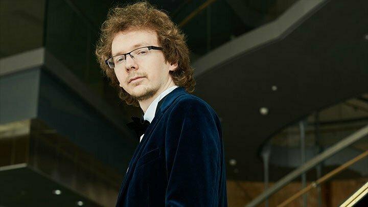 Sergei REDKIN, piano