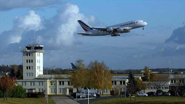 Aéroport de Châteauroux Déols