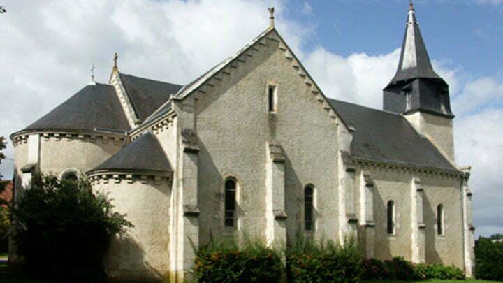Eglise du Tranzault