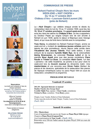 NFC21 - CP - NUIT CHOPIN 2021